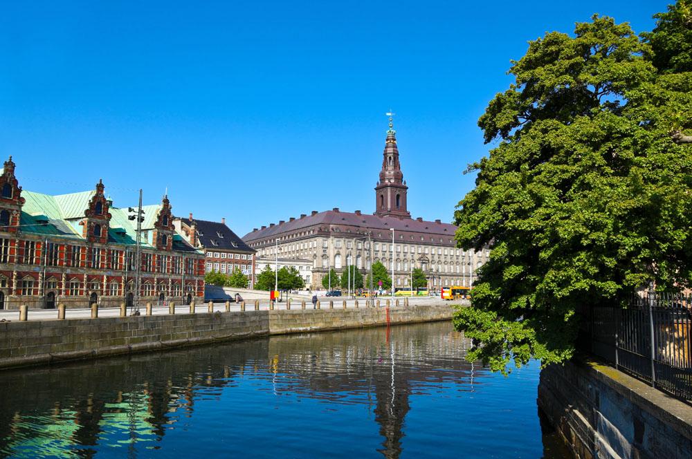COPENHAGEN - Canales