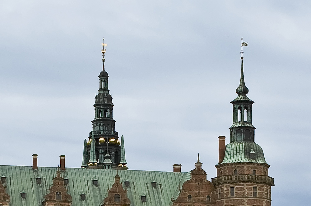 CASTLES - Frederiksborg