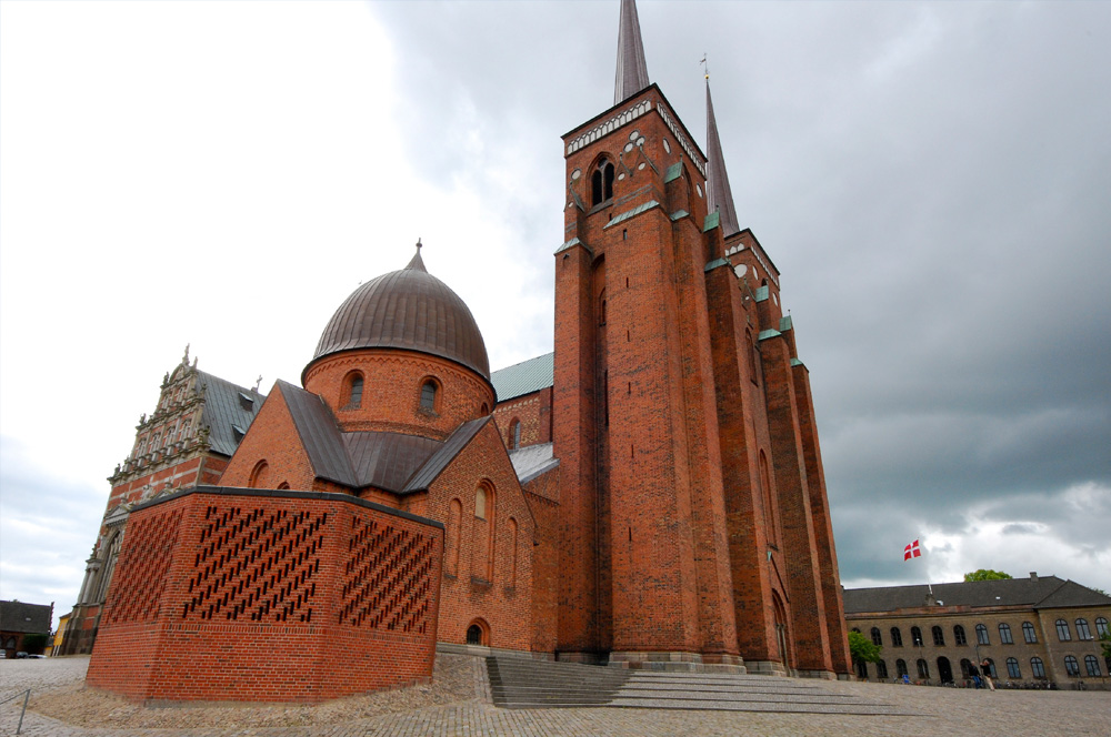 ROSKILDE - Catedral