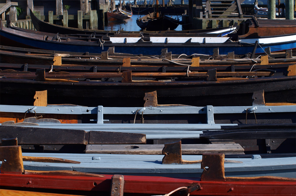 ROSKILDE - Boats